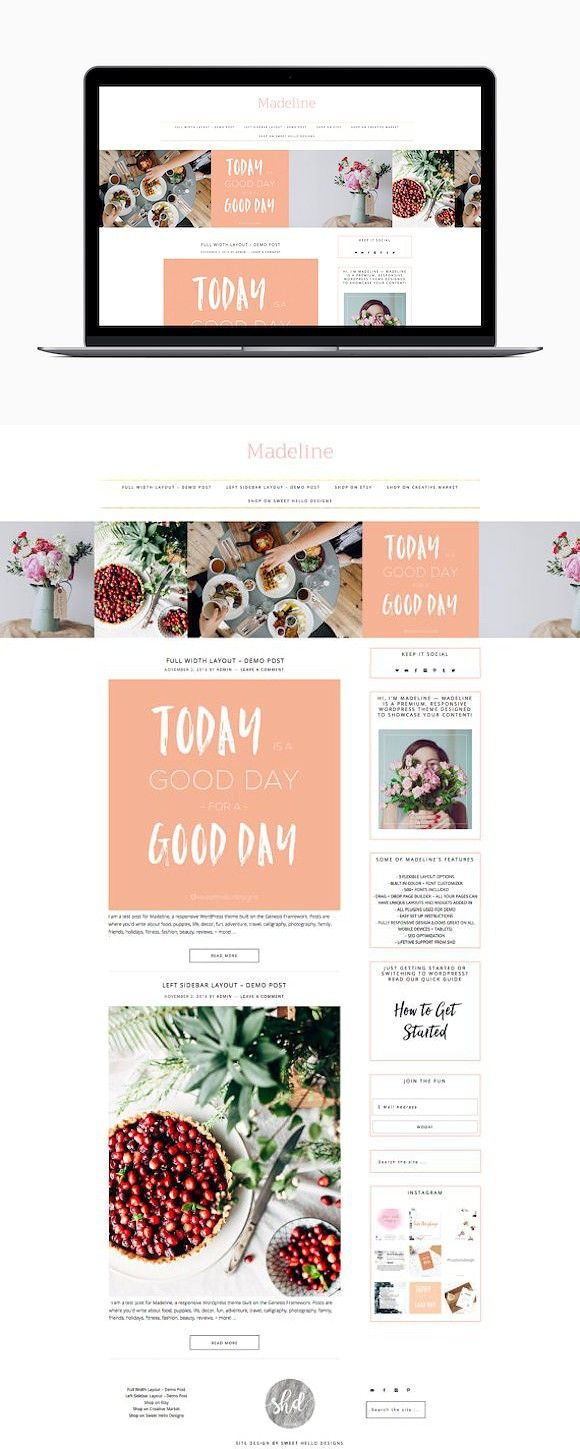 209 best WordPress Landing Page Themes images on Pinterest | Page ...