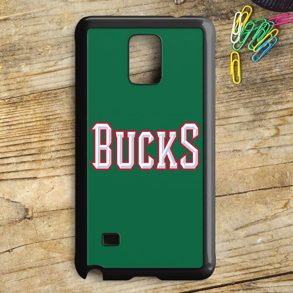 Nba Dc Bucks Logo Head Samsung Galaxy Note 5 Case | armeyla.com