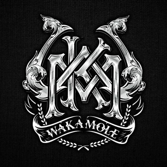 Monogram Wakamole On Behance