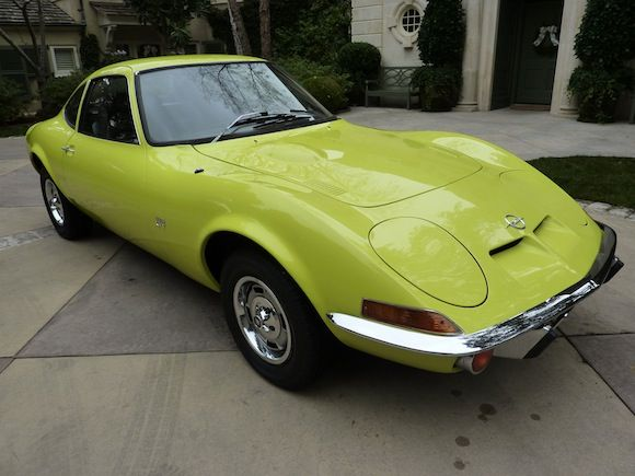 BaT Exclusive: Dad's 1970 Opel GT