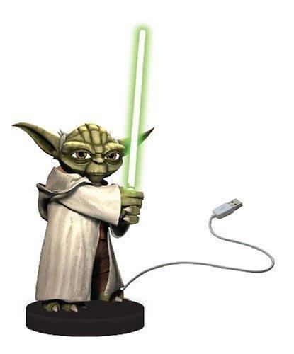 Star Wars Yoda USB Desk Protector Figure - http://coolgadgetsmarket.com/star-wars-yoda-usb-desk-protector-figure/
