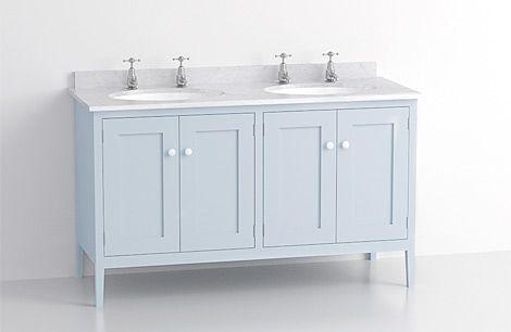 deVOL - washstand with marble top