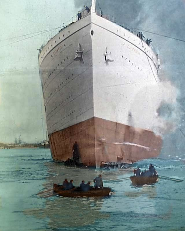 Rms Olympic: 172 Best Images About RMS Olympic On Pinterest