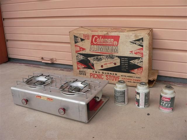 30 best coleman stoves images on pinterest coleman stove stoves coleman aluminum picnic stove model 5409 classic camp stoves sciox Gallery