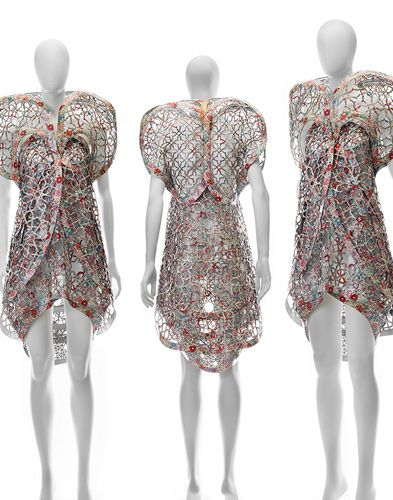 threeASFOUR Designers - Folk Couture: Fashion and Folk Art - AFAM