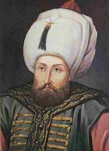 Sultán Selim II, marido de Nurbanu.