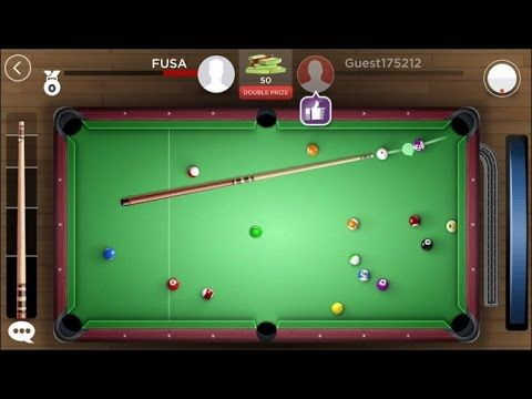 Kings of Pool Online 8 Ball #4 - Kings of Pool Online 8 Ball is a Android F2P, classic, 8 ball Pool, Sport Multiplayer Game featuring players from around the world