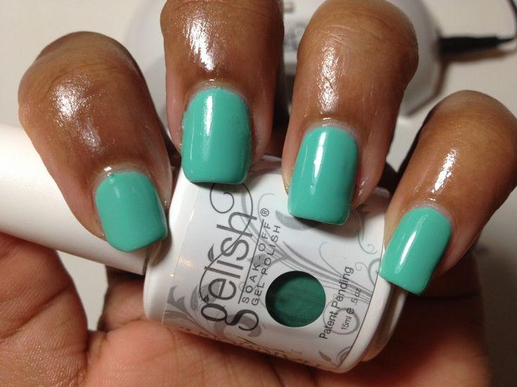 54 best Gel Nails for Black Skin images on Pinterest | Gel ...