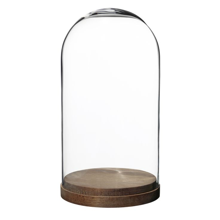 best ikea hrliga glass dome with base the glass dome with base can be used to display your. Black Bedroom Furniture Sets. Home Design Ideas