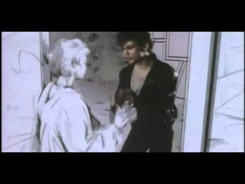 A ha   Take On Me Official Music video.  Can never decide if I like the song or the video better.  Probably my earliest memory of Mtv.