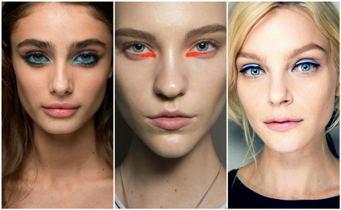 Spring 2015 Makeup And Hair Trends