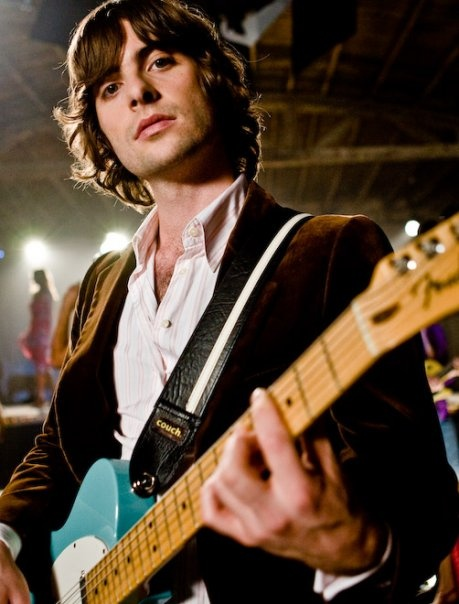 Robert Schwartzman of Rooney