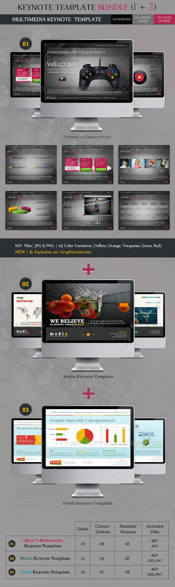 Best Keynote Templates Images On   Keynote Template