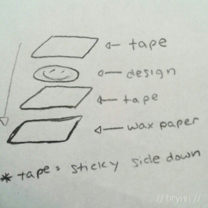 How To Make Stickers Without Sticker Paper How To Make