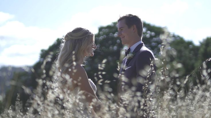 I interviewed the parents of the couple for this wedding and it really adds a warm touch to the feel of it! Take a  look. Carmel Valley Rustic Wedding Video at Holman Ranch - IZ Cinema - www.izcinema.com  #rusticwedding