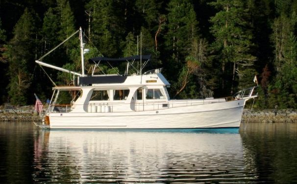 1998 Grand Banks 46 Europa for sale in Seattle, WA #SoldBoats #GrandBanks #Trawlers
