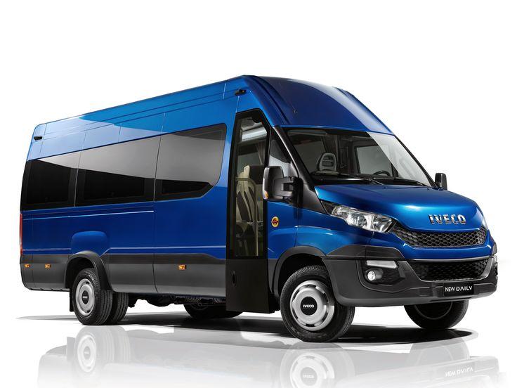 Iveco Daily Minibus '2014–н.в.
