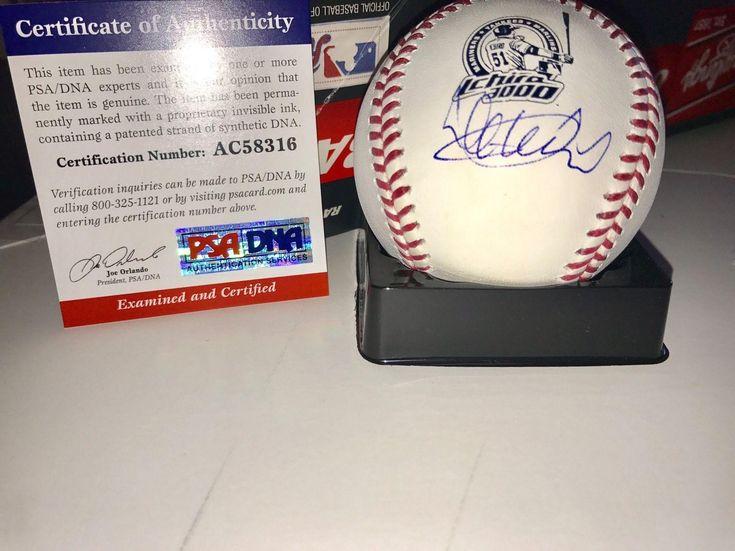 #xmas #Christmas #SportsMemorabilia.com - #SportsMemorabilia.com Ichiro Suzuki Autographed Baseball - Rawlings 3000 Hit Logo Psa Dna Cert - AdoreWe.com