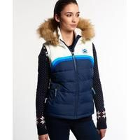Buy Superdry Hooded Winter Sun Sport Gilet £37.5 from Women's Gilets range at #LaBijouxBoutique.co.uk Marketplace. Fast & Secure Delivery from Superdry UK online store.