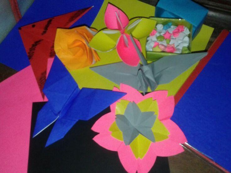 My origami :D