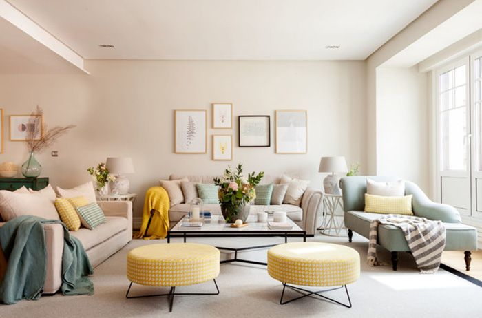 Los 16 Colores Más Cálidos Para Pintar Y Decorar El Salón Salones Cálidos Decoracion Salones Modernos Decoracion De Interiores Salones