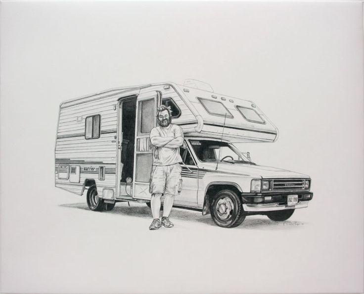 http://www.kevincyr.net #drawing #rv