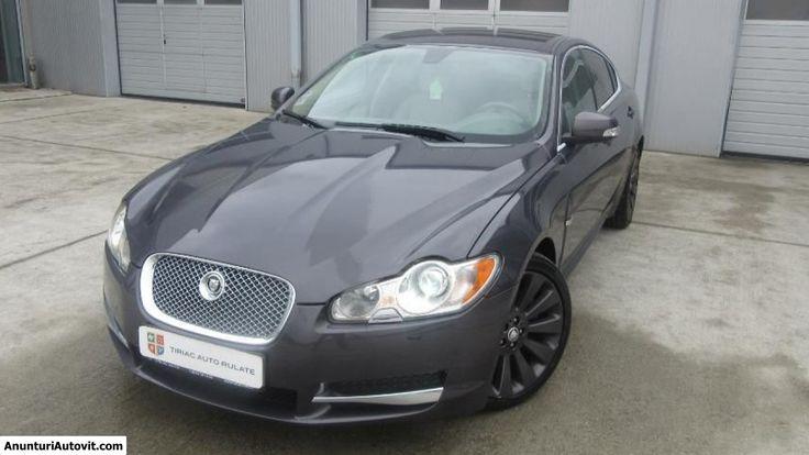 Firma, vand Jaguar  XF   2008  (Second hand); Diesel; Euro 4 -   inmatriculata pe Romania - mai 2008 - Oradea, Telefon 0743332834, Pret 12000 EUR