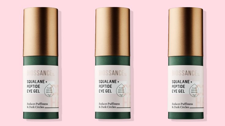 Sephora Can't Keep the Biossance Squalane + Peptide Eye Gel in Stock | Allure