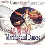 The United States Marine Band Performs Sousa Marches [CD], 09727991