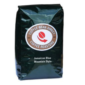 Green Unroasted Jamaican Blue Mountain Style, Whole Bean Coffee, 5-Pound Bag by Coffee Bean Direct at the Exotic Coffee Bean