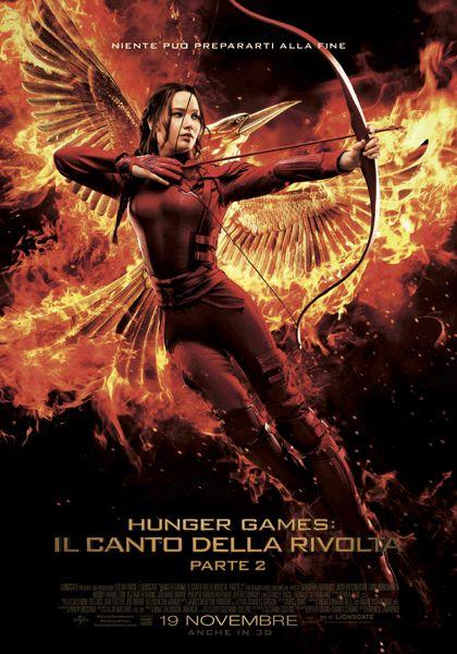 A day around us - Un giorno intorno a noi: Hunger Games - Il canto della rivolta: parte 2: il...
