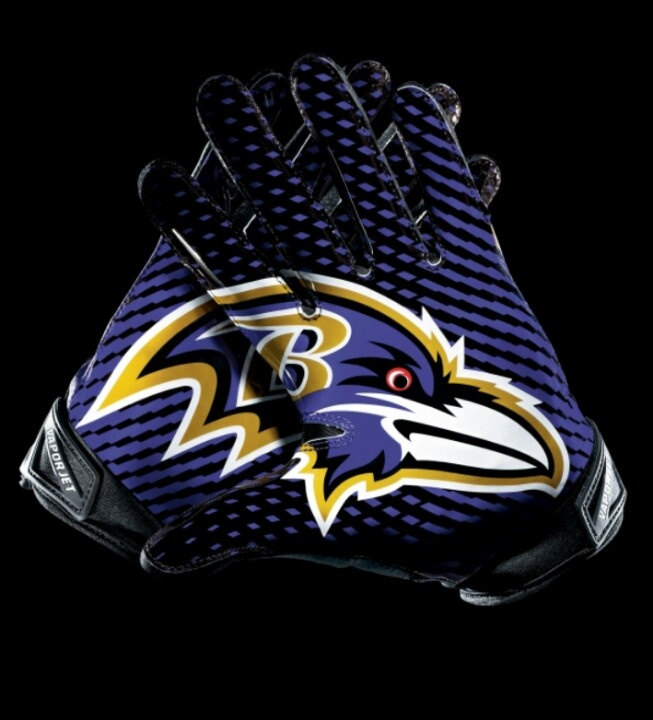 The Best Logo Around (With images) Football gloves