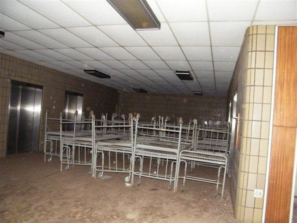 Basement, Kempton Park Hospital