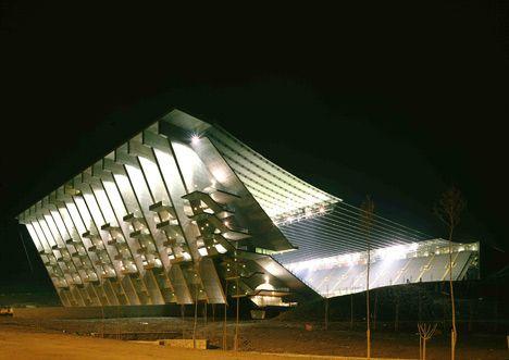 Braga Stadium Braga // Souto de Moura // Portugal