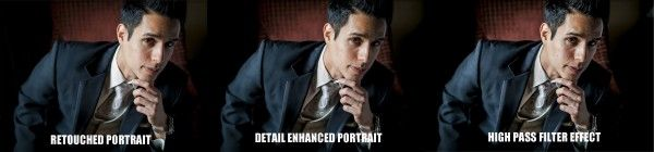 Advanced Portrait Retouch on a Male Subject in @Lightroom 4 by @digitalps