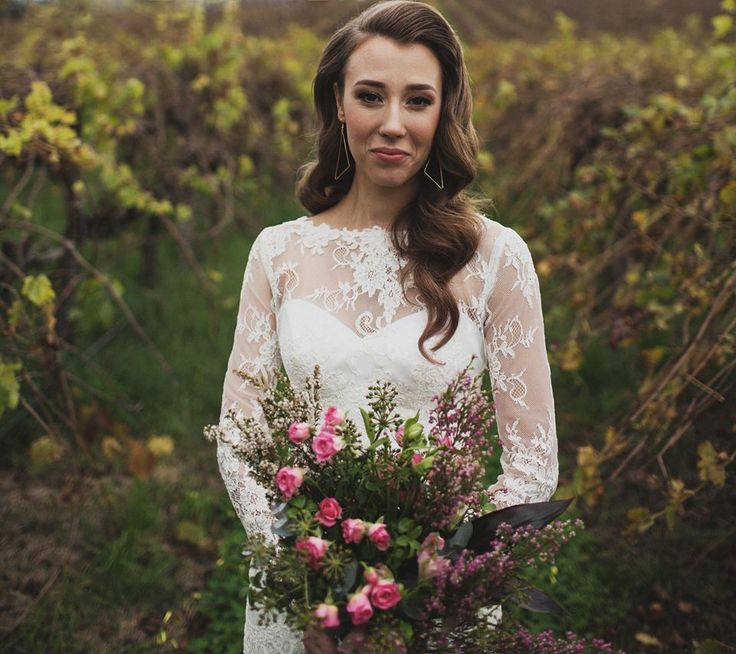 The most exquisite photo of Amber in the Calèche seperates bridal range x