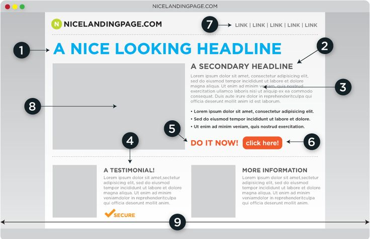 Very good suggestion on your website presence and layout