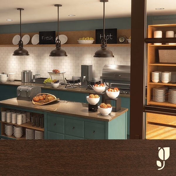 The signature complimentary, hot breakfast at Country Inns & Suites invites guests to help themselves. Learn more about Country Inns & Suites' new design at the Talk of the Country blog.
