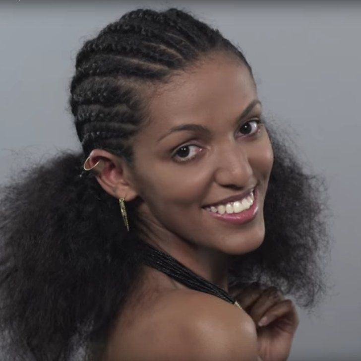 This Video Showing 100 Years of Ethiopian Beauty Is Incredible Natural Hair Inspiration