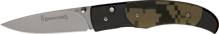 Browning Independence Button Lock Knives BR742 - $87.94 #Knives #Browning
