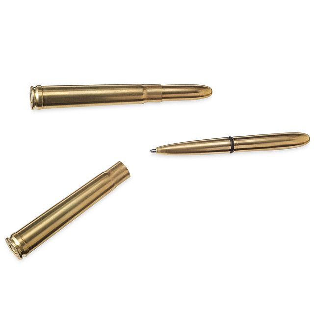 Bullet Pen and Refill | Fisher Space Pen | UncommonGoods