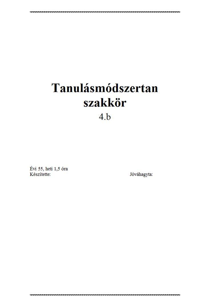 tanulásmódszertanszk.doc