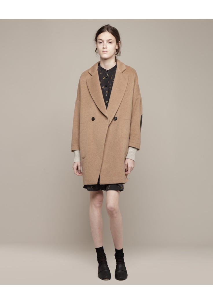 Boy by Band of Outsiders / Two Button Coat | La Garçonne