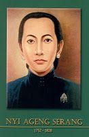 gambar-foto pahlawan nasional indonesia, Nyi Ageng serang