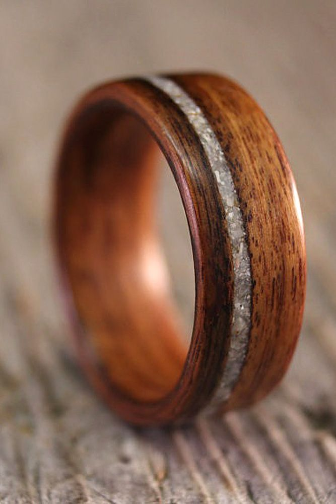 18 Mens Wedding Bands And Engagement Rings ❤ See more…