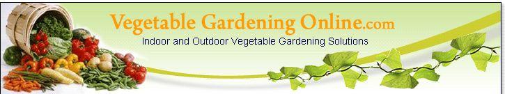 Vegetable gardening on-line