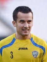 FUSSBALL INTERNATIONAL: SHAVKATJON MULLADJANOV (Usbekistan)