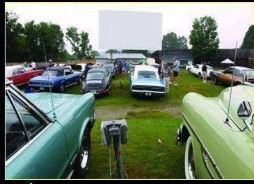 Only way to see a movie back in the 70's!                                                                                                                                                     More