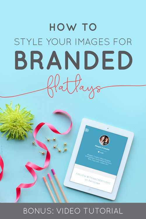 It may seem like having branded photography for your own small business is a little out of your budget. You might be swayed to save up for some of the ever-so-popular flat lay images that have been popping up, but it'd be a lot easier to just create your own. Trust us, it's easier than you think!