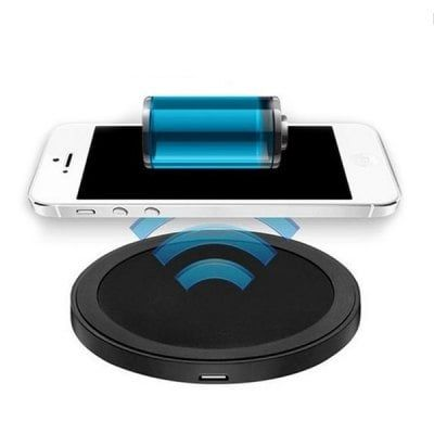 Just US$3.59 + free shipping, buy Qi Wireless Charge Pad for Mobile Phones online shopping at GearBest.com.